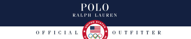 Polo Ralph Lauren Official Outfitter United States Olympic Team